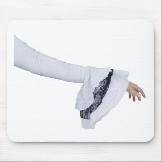 GracefulHandsLace050110 Mouse Pad