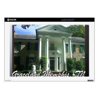 Graceland Memphis Tennessee Skins Para Portátil