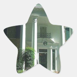 Graceland Memphis Tennessee Star Sticker