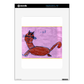 Graces_Cat.jpg Skins For The iPad