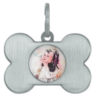 graces prize also a sweetness so sweet pet name tag