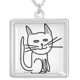 Gracey's Happy Cat! Jewelry
