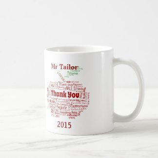 Gracias Appple por taza del profesor