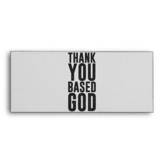 Gracias basó a dios