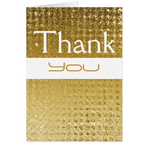 """""""gracias"""" boda del cumpleaños del aniversario del tarjeta de felicitación"""