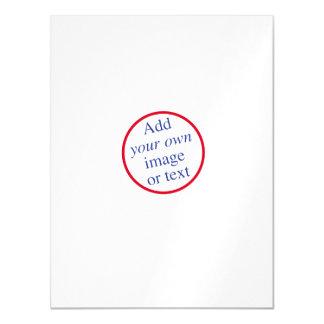 Gracias cardar: El personalizado, crea sus los Invitaciones Magnéticas