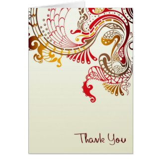 Gracias cardar v1.4 tarjeta de felicitación
