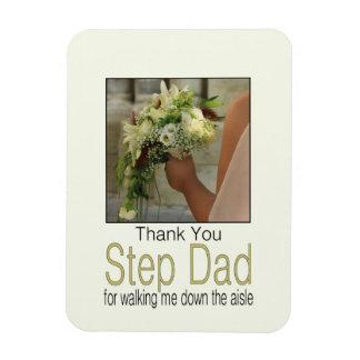 Gracias del papá del paso por caminar yo abajo del imanes flexibles