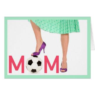 Gracias - el día de madre - tarjeta de la mamá del