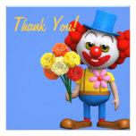 ¡Gracias! El payaso florece gracias Comunicados