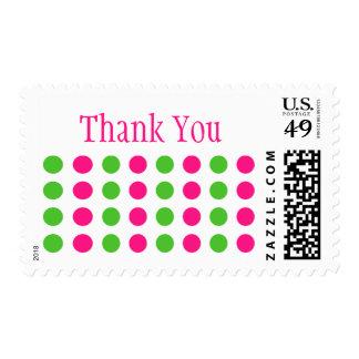 Gracias (el sello de las rosas fuertes/de la verde