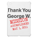 Gracias George W