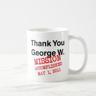 Gracias George W Taza