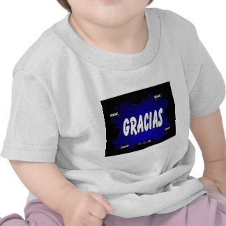 GRACIAS GIFTS CUSTOMIZABLE PRODUCTS T SHIRT