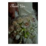 Gracias invitación de boda felicitaciones