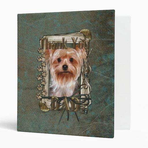 Gracias - las patas de piedra - Yorkshire Terrier