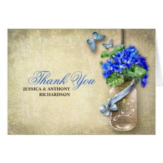 gracias las tarjetas del diseño de la arpillera de