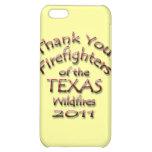 Gracias los bomberos Tejas 2011