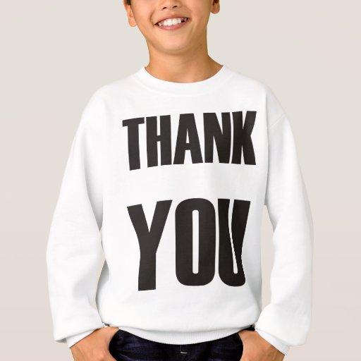 ¡Gracias - los productos y los diseños de Ipoo! Sudadera