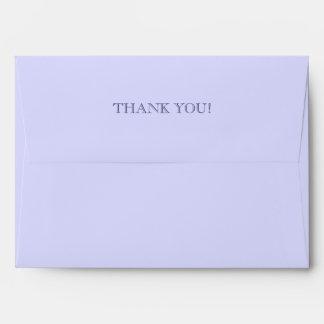 Gracias los sobres de encargo