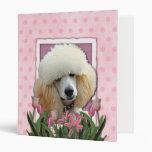 Gracias - los tulipanes rosados - caniche - albari