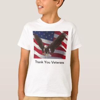 Gracias los veteranos camisas