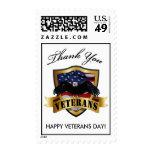 ¡Gracias los veteranos! Sellos