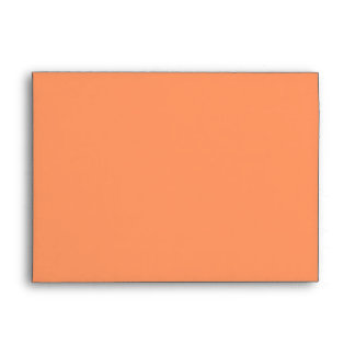 Gracias. Naranja y blanco