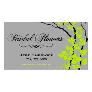 Gracias nupciales del Special de los arreglos flor Tarjeta Personal