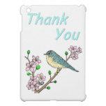 Gracias pájaro en el miembro