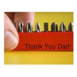 ¡Gracias papá! Postales