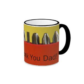 ¡Gracias papá Taza De Café