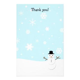 Gracias pone letras al navidad inmóvil  papeleria de diseño