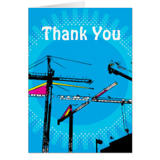 Gracias por ayudar tarjeta de felicitación