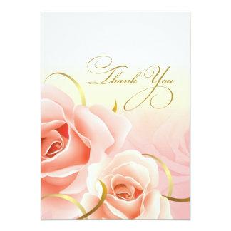 """Gracias por venir a mis tarjetas de cumpleaños invitación 5"""" x 7"""""""