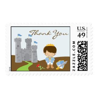 Gracias príncipe Medium Postage Timbre Postal