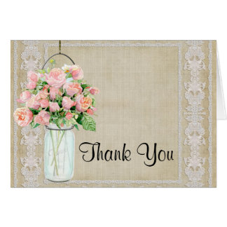 Gracias que se ruboriza el tarro de albañil felicitaciones
