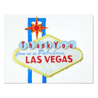 Gracias recién casado Las Vegas Anuncios Personalizados