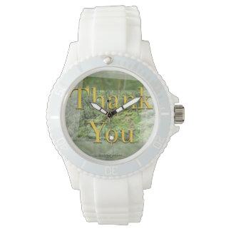 Gracias Relojes De Pulsera