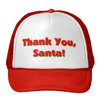 """""""Gracias Santa """" Gorro De Camionero"""