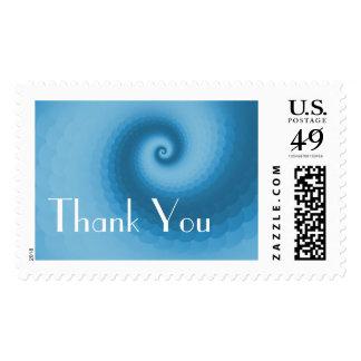 Gracias sello contemporáneo
