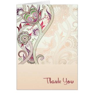 Gracias v1.3 tarjeta de felicitación