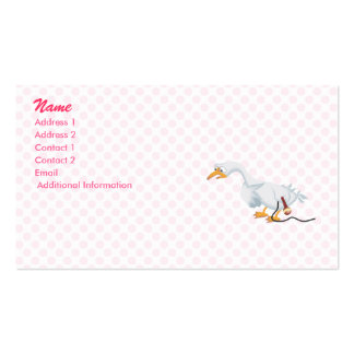 Gracie Goose Business Card Template
