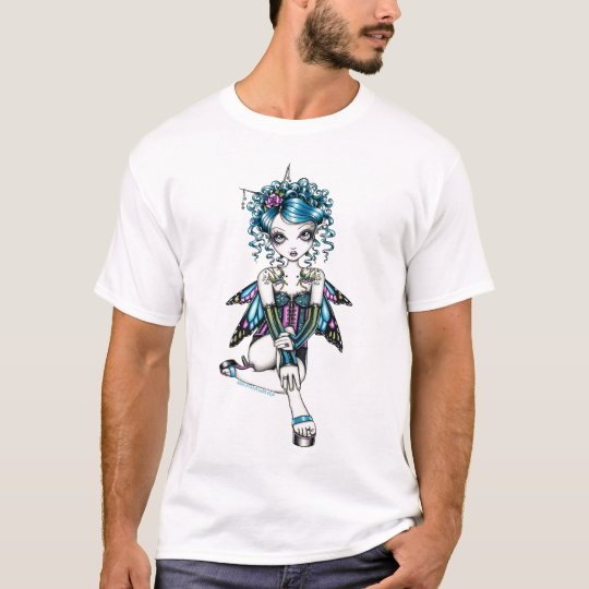 Gracie Gothic Couture Fairy Top