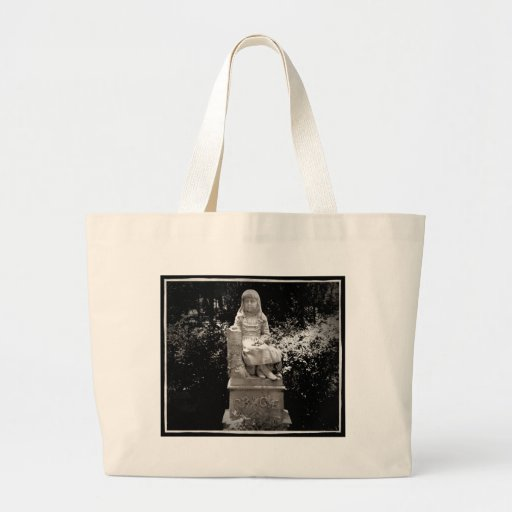 Gracie STatue Tote Bag