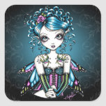 """Gracie"" Swallow Tattoo Fairy Art Stickers"
