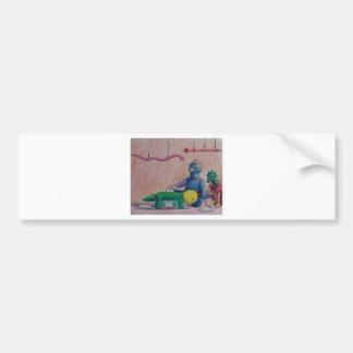 Gracie's Animals Bumper Sticker