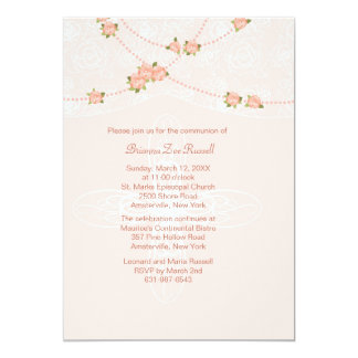 Gracious Lace Invitation