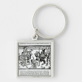 Gracious Sovereign, c.1631 Keychain