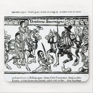 Gracious Sovereign c 1631 Mousepad